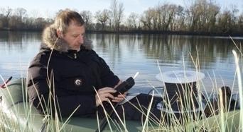 Comment Serge Dumont explore la mécanique des gravières   La plongée sous-marine   Scoop.it