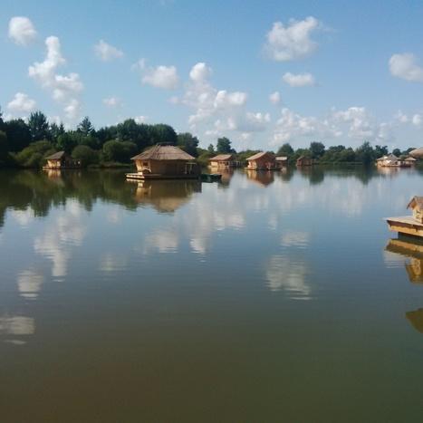 On a testé le Village Flottant de Pressac (86) | | Vacances écologiques et éco-tourisme | Scoop.it