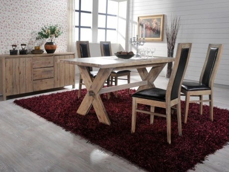 Why to Choose a Wood Dining Table | Furniture | Scoop.it