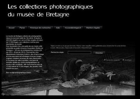 Site du jour (185) : Les collections photographiques du musée de Bretagne | Ma Bretagne | Scoop.it