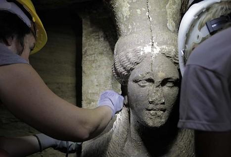 Tombe géante de Grèce: le point sur les fouilles   Bibliothèque des sciences de l'Antiquité   Scoop.it