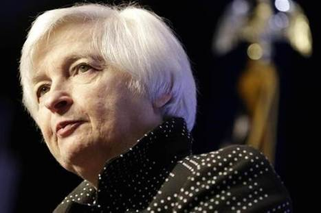 Fed Chair Janet Yellen sees a strengthened case for a rate hike | Economics issues | Scoop.it