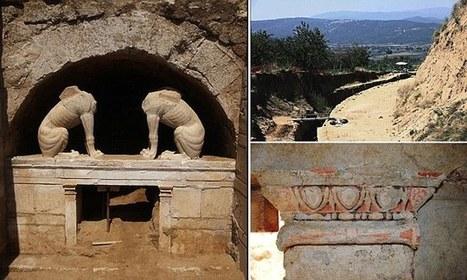 Game over! Tomb raiders plundered Greece's mystery grave in antiquity | Bibliothèque des sciences de l'Antiquité | Scoop.it