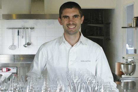 A la Table de la Bergerie, dégustez un repas « gastronovigne » | Discovering Loire wines | Scoop.it