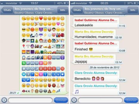 La escritura de los jóvenes en los chats en el siglo XXI | Sánchez Martínez | | Comunicación en la era digital | Scoop.it