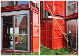 SydesJokes: Container Houses | Container houses | Scoop.it