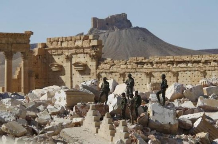 New materials needed to rebuild monuments in Syria's Palmyra | Archaeology News Network | Kiosque du monde : Asie | Scoop.it