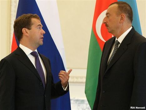 Russian, Azeri Leaders To Meet Amid Karabakh Talks Limbo - «Ազատ Եվրոպա/Ազատություն» ռադիոկայան © 2011 | Armenia-Azerbaijan Conflict | Scoop.it
