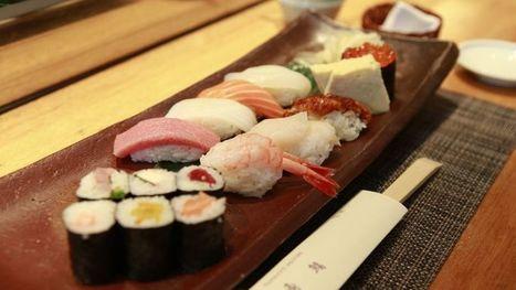 Les 5 meilleurs restaurants japonais de Paris | Gastronomie Française 2.0 | Scoop.it