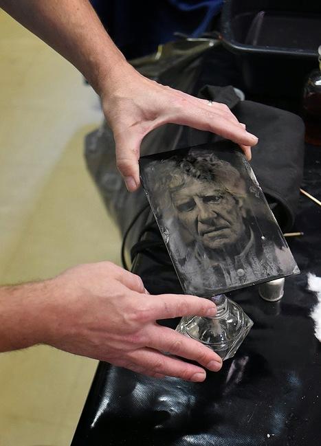 Yvon Kervinio photographe: Ma découverte du collodion humide | L'actualité de l'argentique | Scoop.it