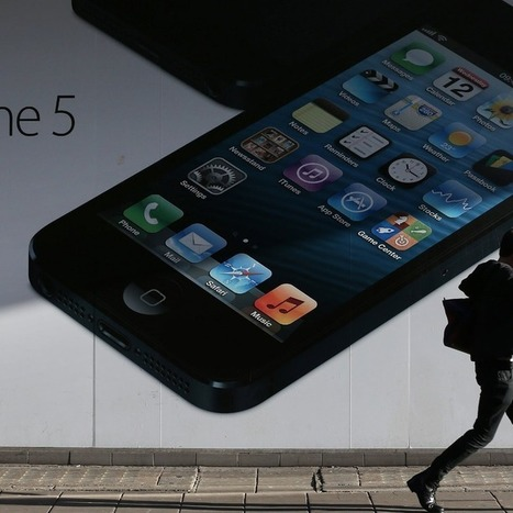 How the Smartphone Market Has Changed Since the iPhone 5 | mrpbps iDevices | Scoop.it