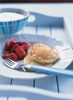 RICOTTA HOTCAKES | Recipes | Nigella Lawson | Recipes | Scoop.it
