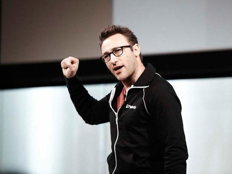 Beyond Why with Simon Sinek | Mindfulness & The Mindful Leader | Scoop.it