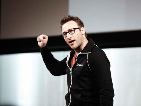 Beyond Why with Simon Sinek | Executive Street | What Do Great Leaders Do Differently? | Scoop.it
