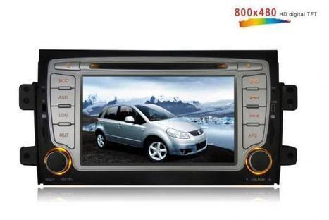Suzuki SX4 dvd player gps navigation   Top quality China autoradio gps   Scoop.it