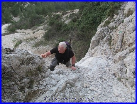 Rando calanques - la grotte de la colonne - Le blog de jean luc | Parc National des Calanques, actualites et WEB TV du parc | Scoop.it