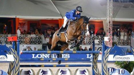 Équitation : la normande Pénélope Leprévost remporte le grand prix de Cannes - France 3 Basse-Normandie   Cheval et sport   Scoop.it