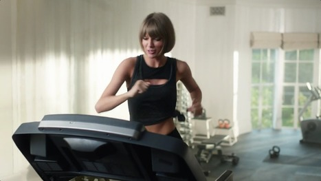 Taylor Swift stars in comical new Apple Music ad (featuring Drake and Future) | Macwidgets..some mac news clips | Scoop.it