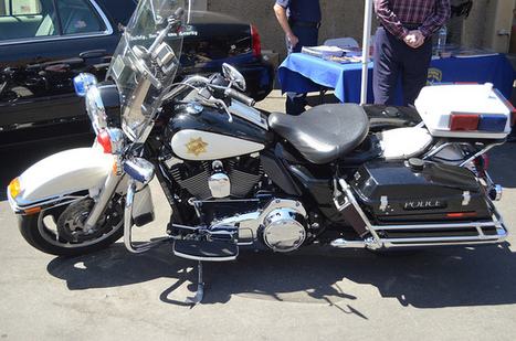 Cool Police Motorcycle and Some Facts About Biker Cop Accidents | Motorcycle Accident Resources and News | Scoop.it