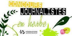 Journalistes en herbe en Wallonie: concours de journaux pour 2015-2016 | Educommunication | Scoop.it