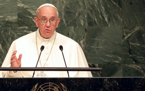 Pope Francis pleads with nations to act now on climate change - Crux: Covering all things Catholic | wildfire climate | Scoop.it
