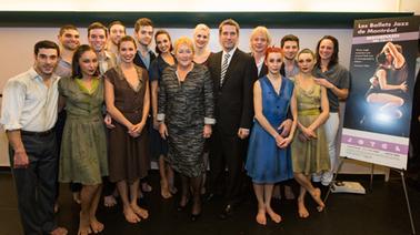 Les Ballets Jazz de Montréal font salle comble   Québec-New York   Scoop.it