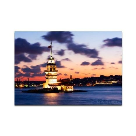 "Landscape Photography, istanbul photography, Architecture photography, photography, colour, 10''x15 ""inch. 