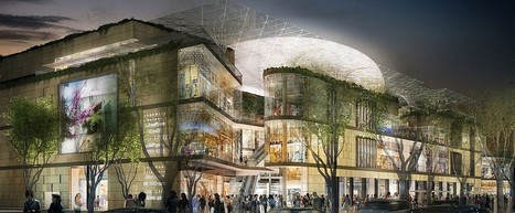 Bouygues Begins Work on €90m Marseille Shopping Centre | Commercial Real Estate & Retail News | Scoop.it