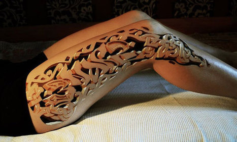 50 incredible 3D tattoos you have to see to believe - Holy Kaw! | 3d tatto | Scoop.it