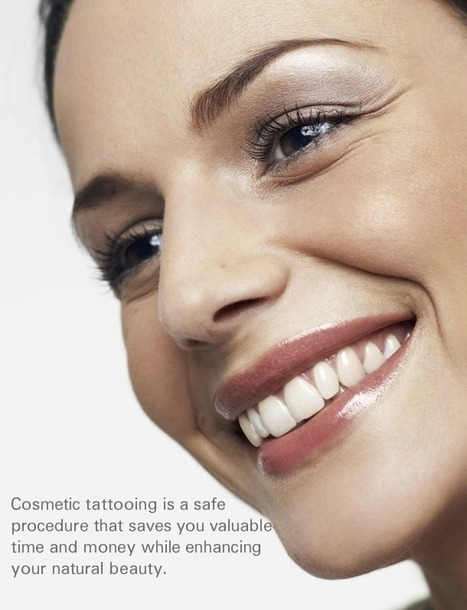 Cosmetic Tattooing - Frequently Asked Questions | Female Cosmetic Surgery News | Scoop.it