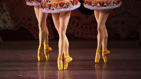 At City Ballet, Footwear Is Almost as Important as Feet | Visual Journalism | Scoop.it