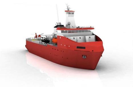 #Piriou construira le successeur de l'Albatros et de L'#Astrolabe #TAAF #antarctique #subantarctique #IPEV | Arctique et Antarctique | Scoop.it