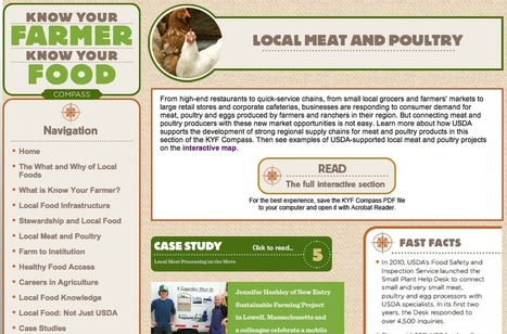 Know Your Farmer, Know Your Food Data | Food+Tech Connect | Food Policy News | Scoop.it
