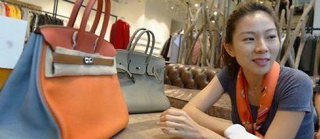 Luxe : le petit business des modeuses chinoises | INTERSTYLEPARIS  Fashion News | Scoop.it