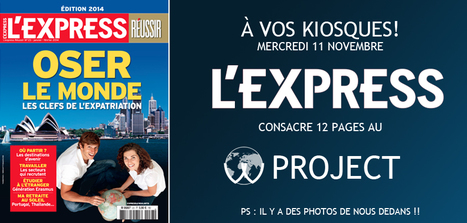 W Project - L'express | Entrepreneuriat & International | Scoop.it