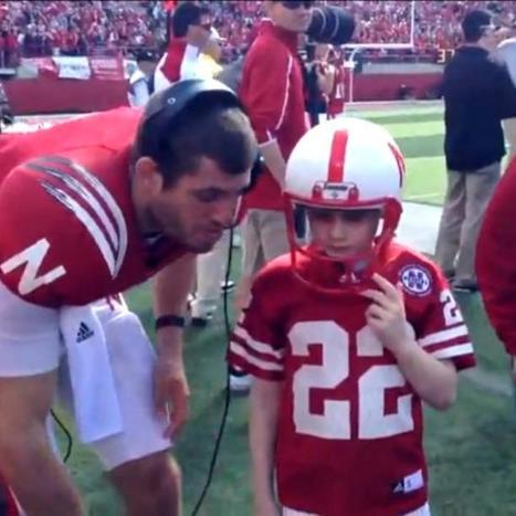 7-Year-Old Boy Fighting Brain Cancer Scores 69-Yard Touchdown [VIRAL VIDEO]   Real Estate Plus+ Daily News   Scoop.it