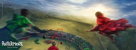 Pottermore Insider: Support worthy of a reward: exclusive new writing by J.K. Rowling on the history of the Quidditch World Cup   Fun Fiction Fridays   Scoop.it