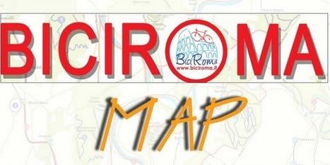 Piste ciclabili, presentata in Campidoglio 'BiciRoma Map' - Roma Capitale News | 16bici | Scoop.it