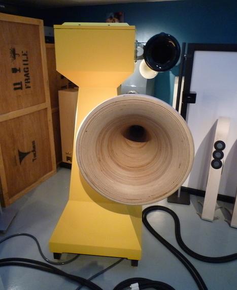 Showroom 080 à Paris : l'électron libre de l'audio High End - ON Magazine | Cpmparatif produits | Scoop.it