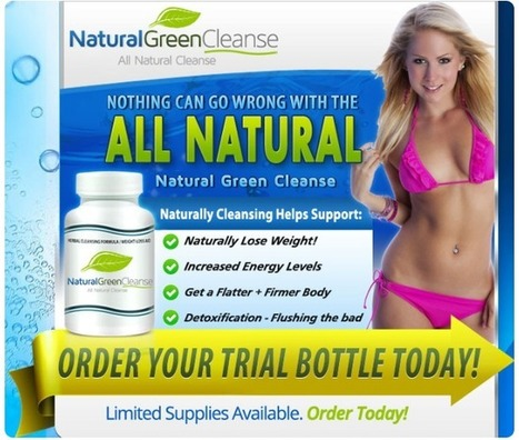 Probiotic Natural Cleanser get slim and feel great | Loss weight and Gain energy with  - Natural Green Cleanse | Scoop.it