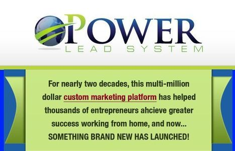 Welcome to TeamExtreme - Business Center | Power Lead system; Worlds Greatest Free Leads System! | Scoop.it