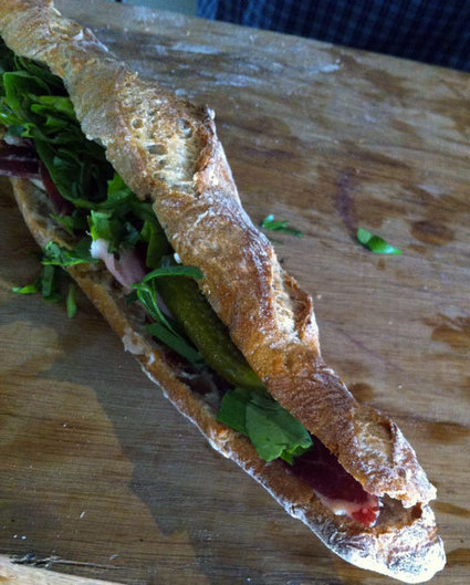 Les sandwichs de Thierry Breton, ils ont vraiment tout bon – bienvenue à la pointe du Grouin ! | Toute l'actu culinaire | Scoop.it