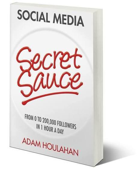 Adam Houlahan - invites you to have a look at his new book | EAv | Scoop.it
