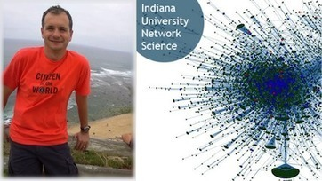 Luis Rocha and Indiana University's Network Science Institute | Non-Equilibrium Social Science | Scoop.it