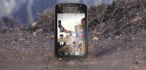 El teléfono Quechua Phone 5 llega a España por 229,95 euros | celulares | Scoop.it