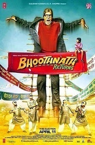 Bhoothnath Returns Movie Budget, Release Date, Details, Story, Trailer, Wiki | Cinema Gigs | Movies | Scoop.it