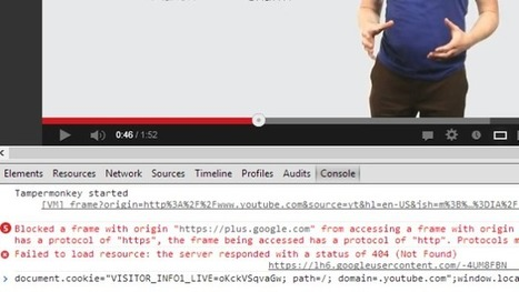 Disable Ads on YouTube With This Simple Command | Technology and Education Resources | Scoop.it