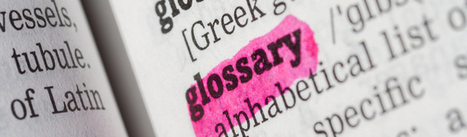 Social Media Glossary - The must know A-Z of Social Media Marketing | Marketing and Blogging resources | Scoop.it