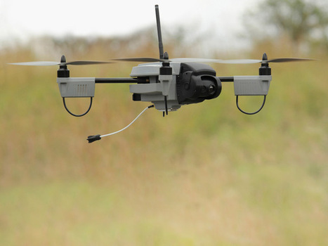 High-tech compact drone for aerial reconnaissance - Popular Mechanics | Engineering Innovation | Scoop.it