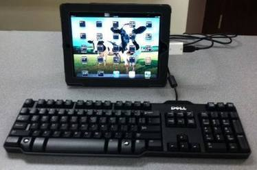 Create your own iPad keyboard for less than $10! - iPads in Education | Skolebibliotek | Scoop.it